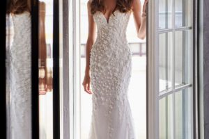 mermaid wedding dress, wedding dress, bridal dress