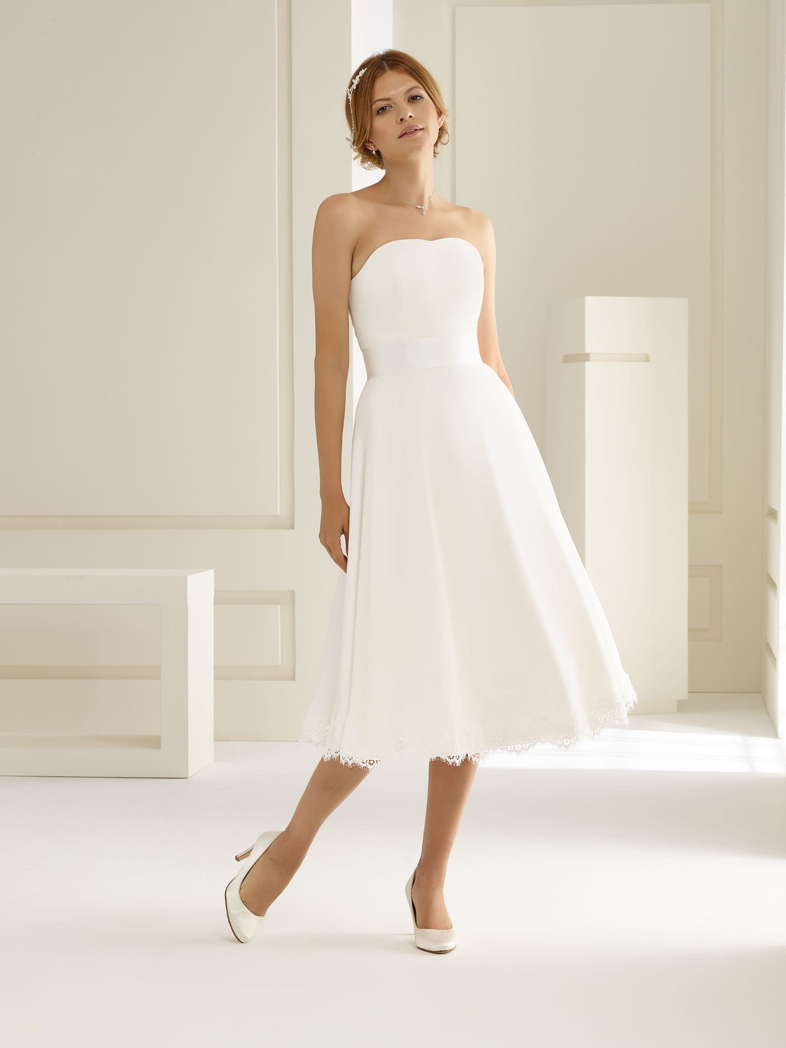 tea length wedding dresses, short wedding dresses