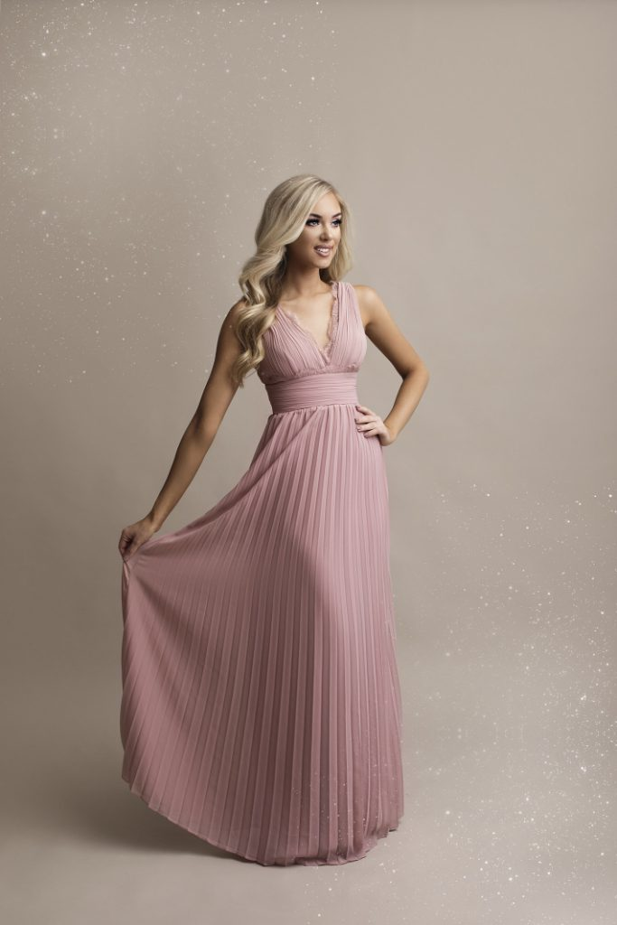 bridesmaid dresses, pink bridesmaid dresses