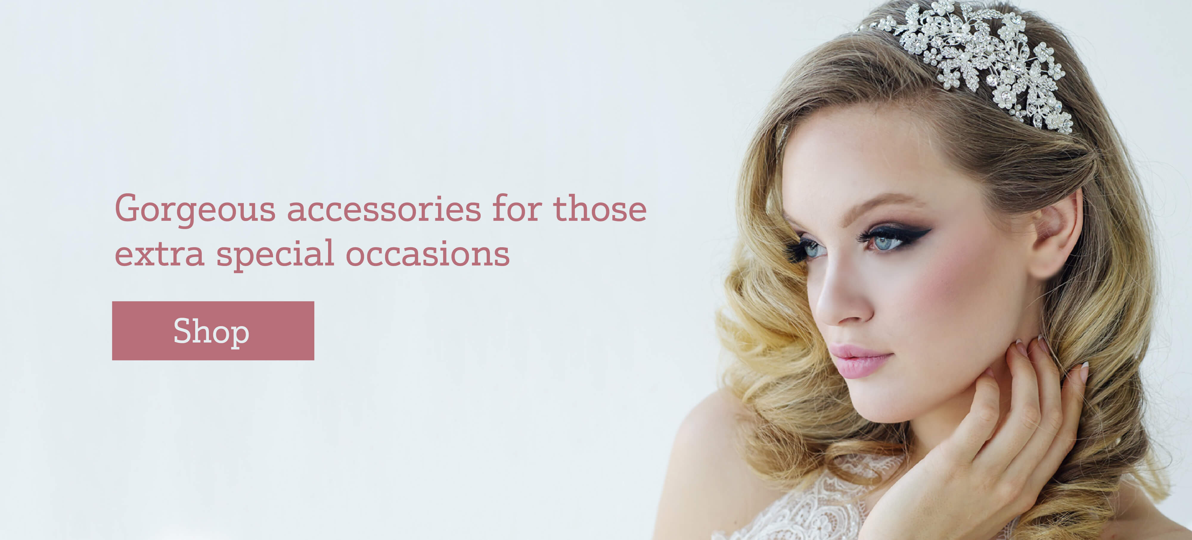 Bridal Knot - gorgeous accessories for those extra special occasions - shop now
